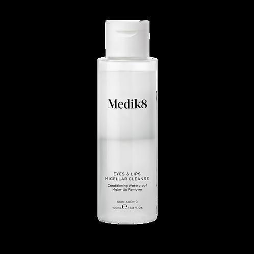 Medik8 EYES&LIPS MICELLAR CLEANSE Мицеллярное  для удаления водостойкого макияжа