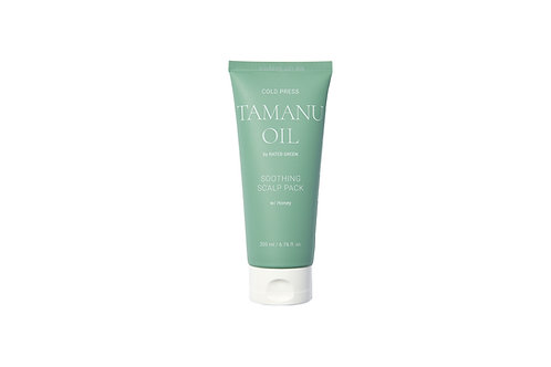 RATED GREEN  Cold Press Tamanu Soothing Scalp Pack