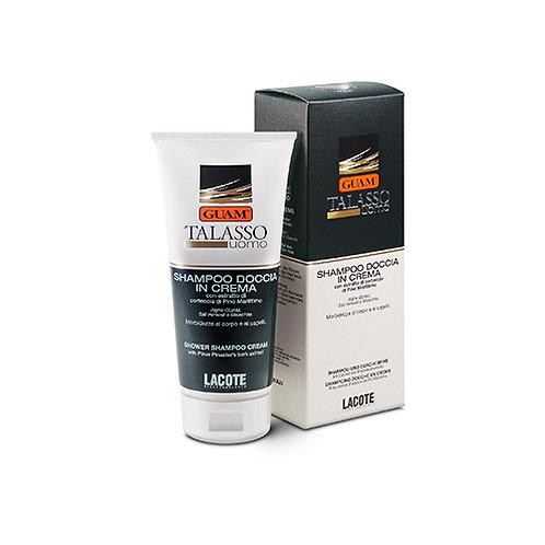 GUAM Кремообразный соль-гель для волос и тела