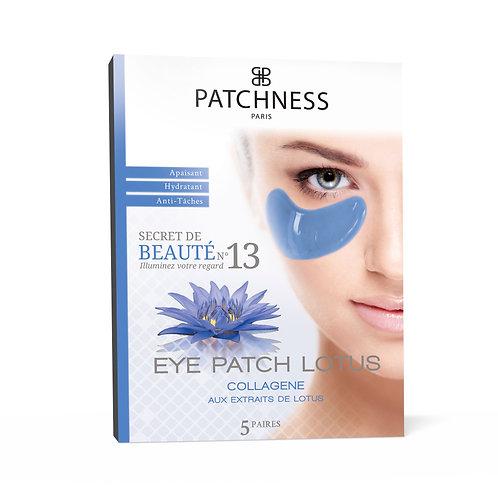 Patchness Eye Patch Lotus Відновлюючі патчі під очі з екстрактом лотоса