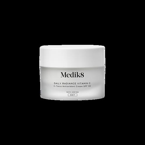 Medik8 DAILY RADIANCE VITAMIN C™ Антиоксидантний крем C-Tetra з SPF 30