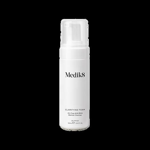 Medik8 CLARIFYING FOAM™Безолійна пінка з АНА/ВНА для очищення проблемної шкіри