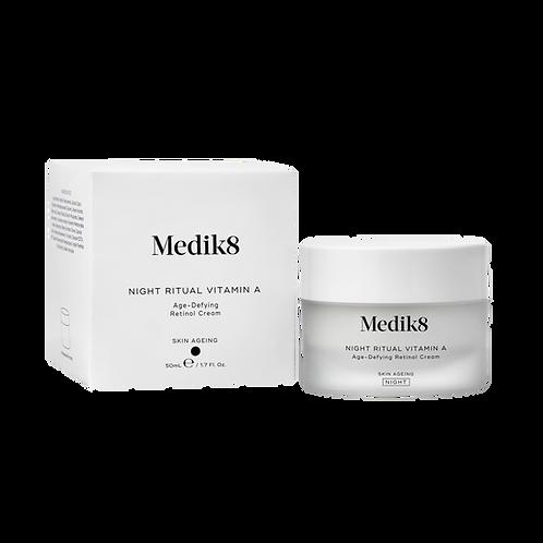 Medik8 NIGHT RITUAL VITAMIN A™ Антивіковий нічний крем з ретинолом