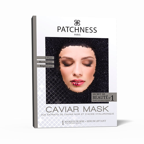 Patchness Mask Caviar Маска для обличчя з екстрактом ікри