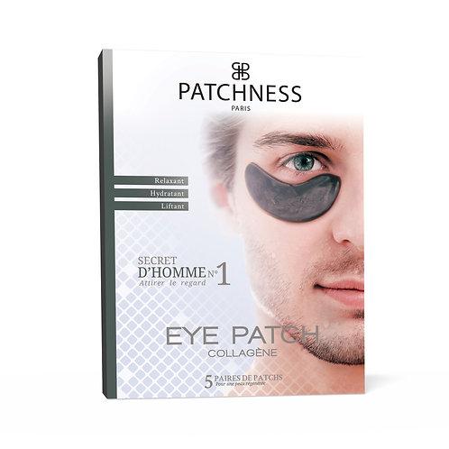 Patchness Eye Patch Black Підтягуючі і коригуючі патчі під очі