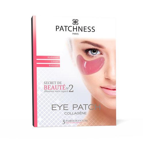 Patchness Eye Patch Pink Підтягуючі патчі під очі з колагеном