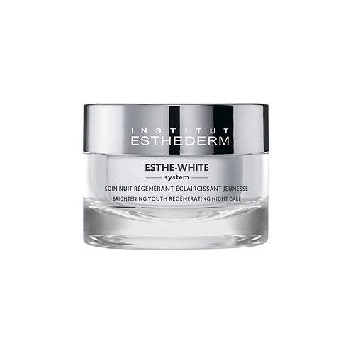 Institut Esthederm Осветляющий ночной крем Esthe-white