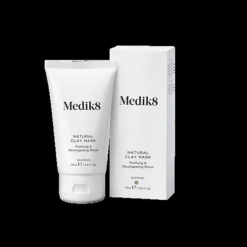 Medik8 NATURAL CLAY MASK™ Очищувальна детокс-маска з глинами