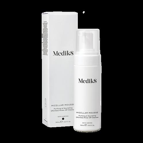 Medik8 MICELLAR MOUSSE Живильний мус для очищення шкіри