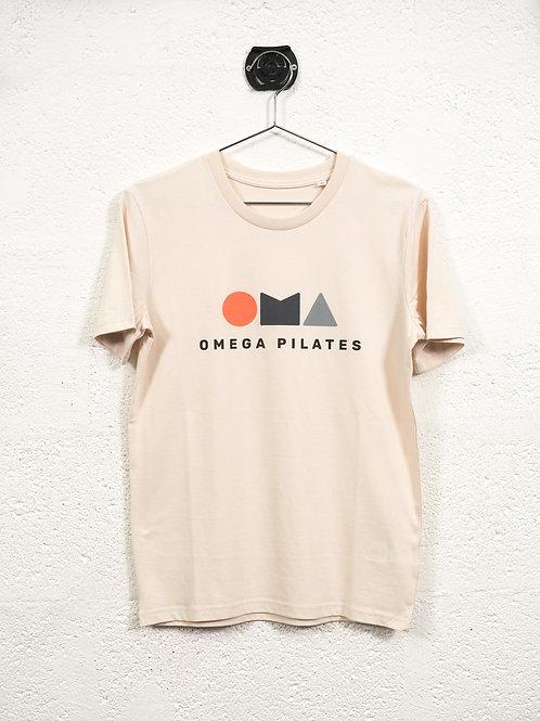 T Shirt Oméga Pilates