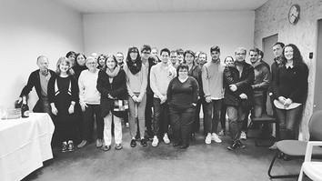 Merci à tous pour votre présence à notre toute première Assemblée Générale #PasserelleSanteSport 🙆🙌 #Niort #activitephysiqueadaptee