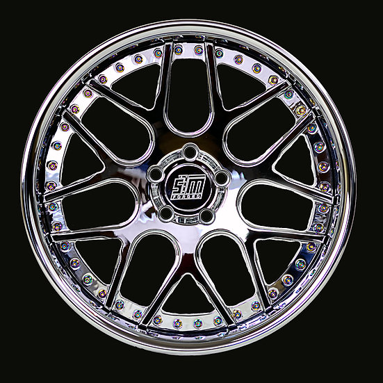 S7M S717 FORGED WHEEL