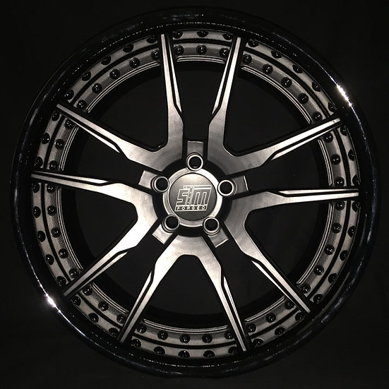 S7M S701 FORGED WHEEL