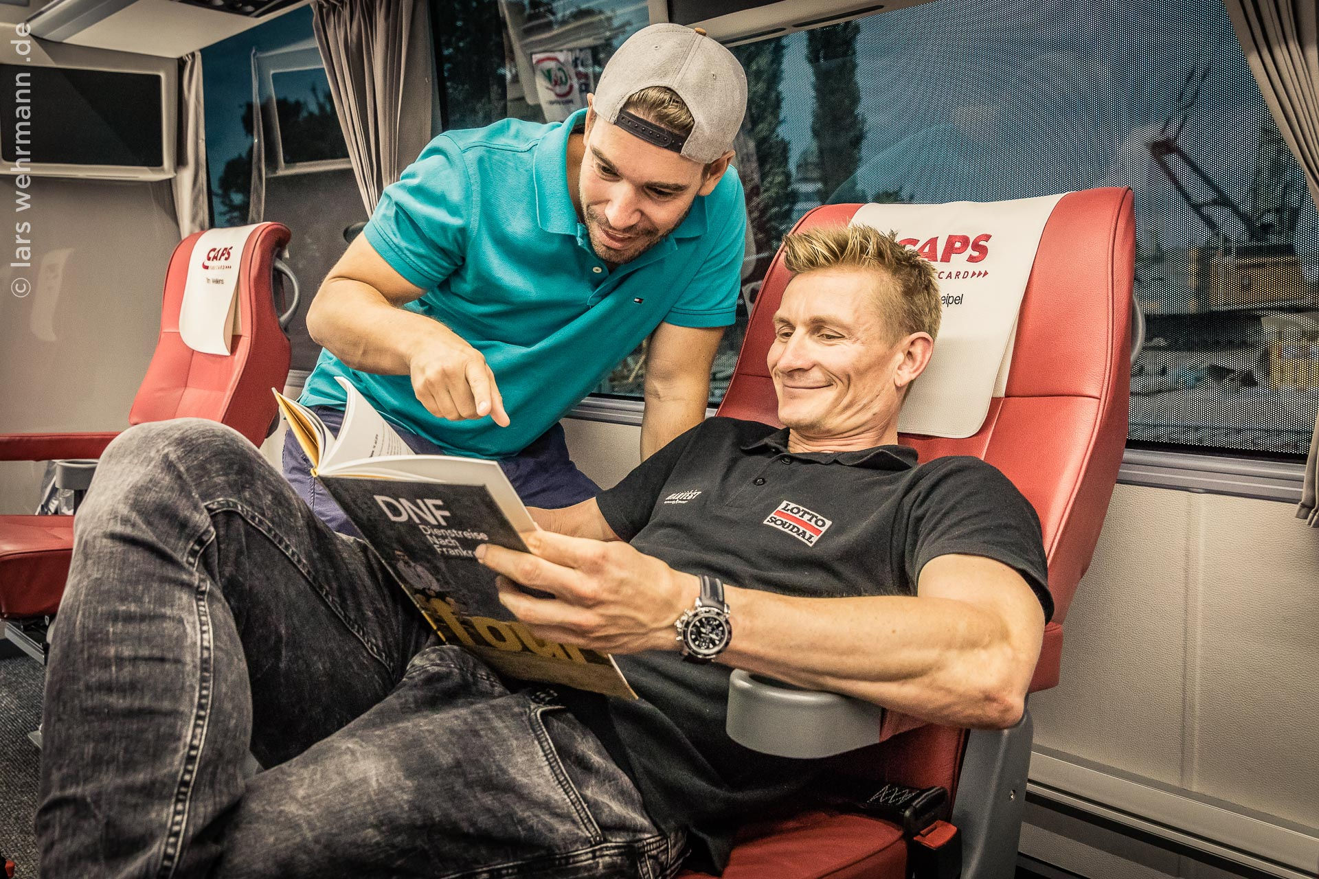 Tour 2017 mit Andre greipel