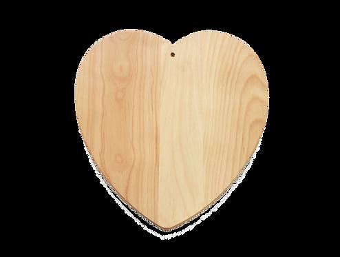 Heart Shaped Cutting Board