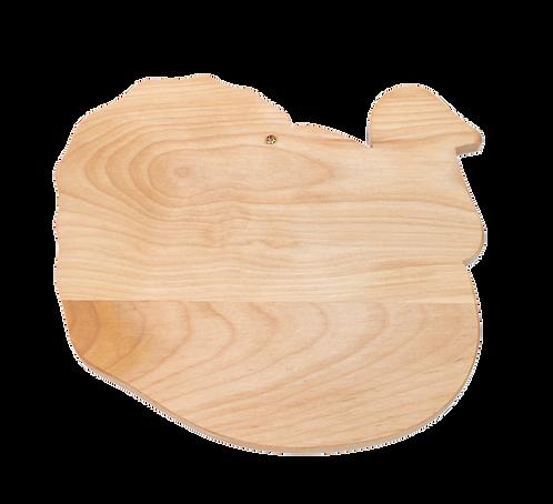 Turkey Shaped Cutting Board