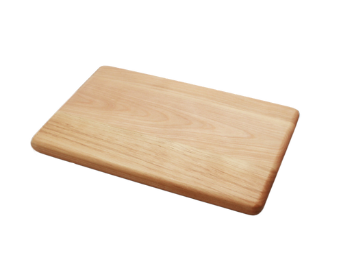 8x13 Hardwood Cutting Board with Rounded Edges