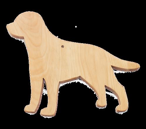 Dog Shaped Cutting Board