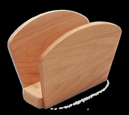 Hardwood Napkin Holder