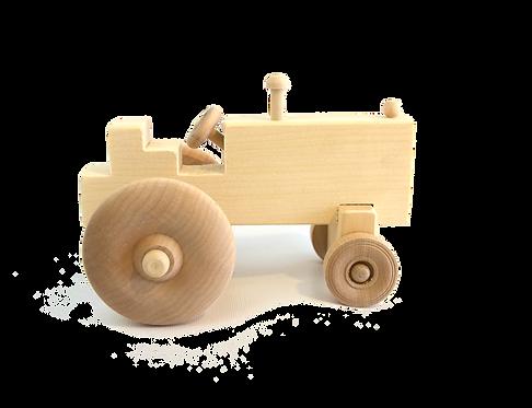 Handmade Tractor Toy