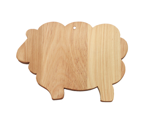 Sheep Shaped Cutting Board (Small)