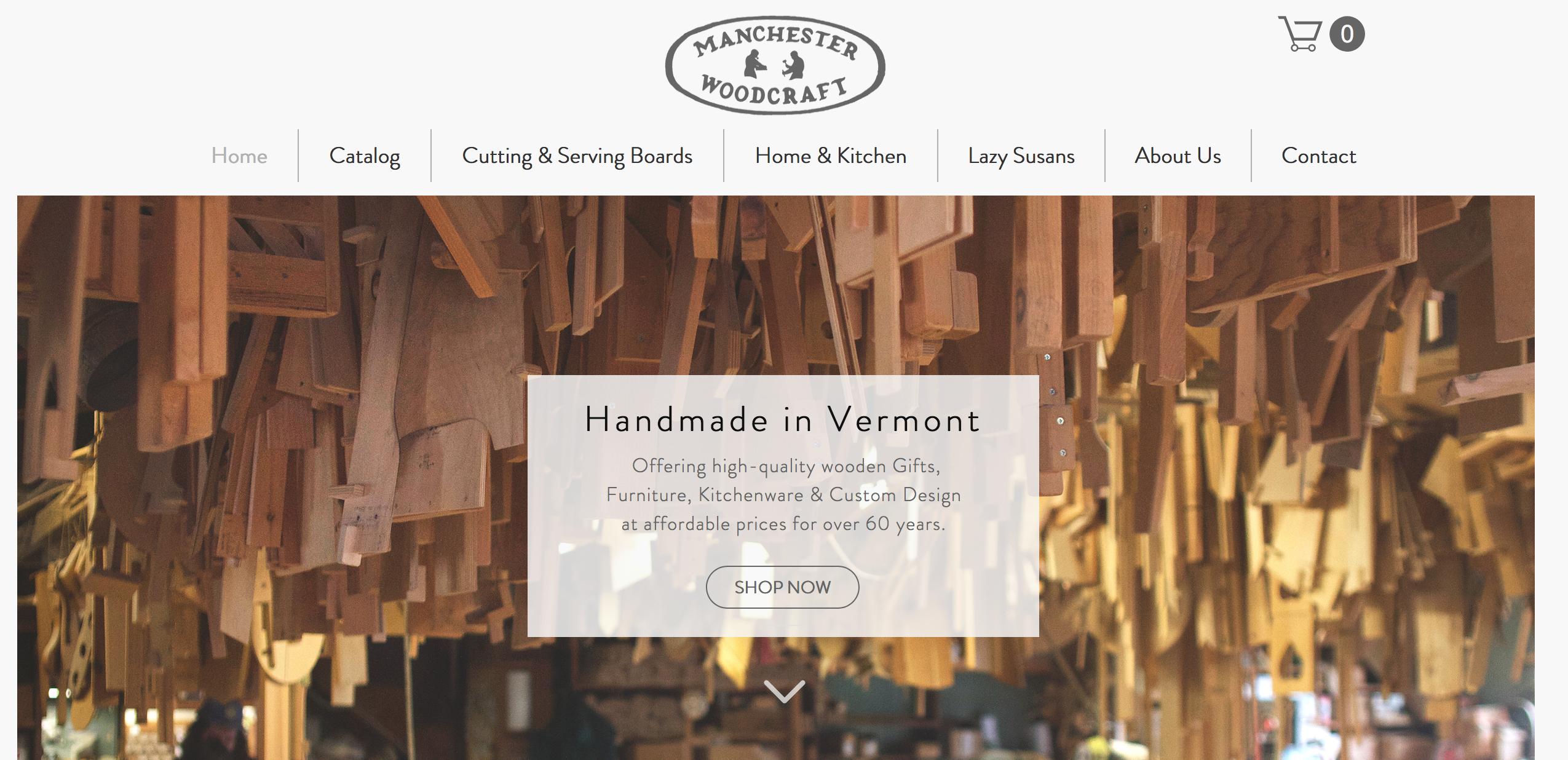 Manchester Woodcraft | Handmade Woodenware