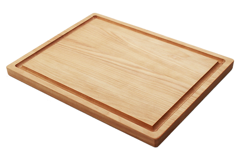 11x14 Hardwood Cutting Board with Juice Groove