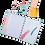 Thumbnail: Planner System Flex Maxi La Bela - Verde