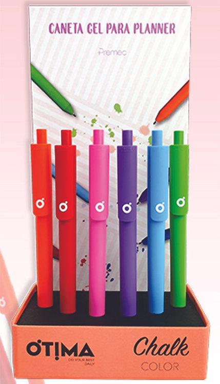 Canetas Suíça em Gel Premec Conjunto com 6 cores