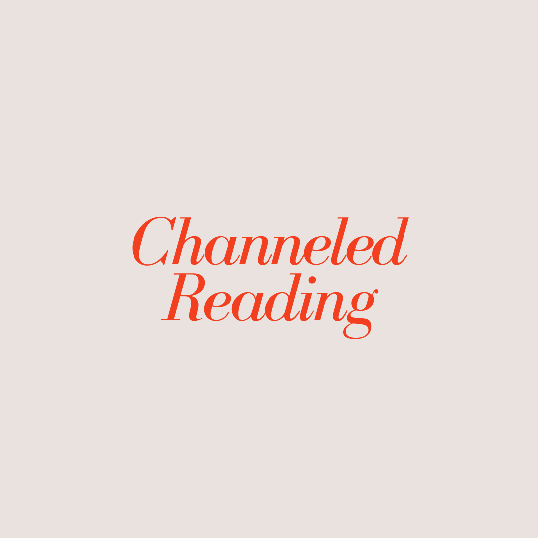 Channeled Reading