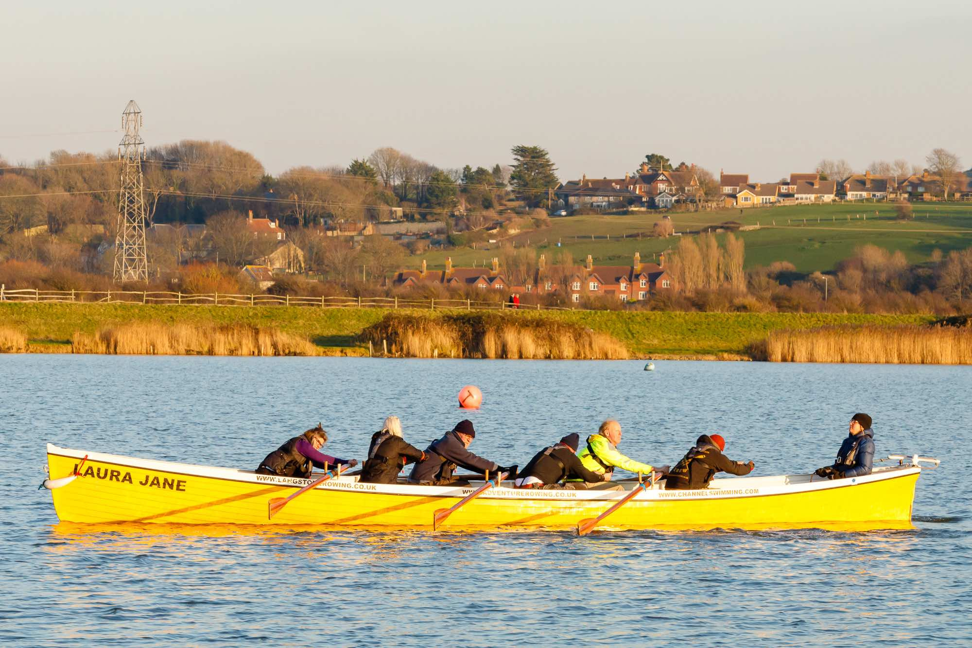 Men's Vets A Team - Competitive Row