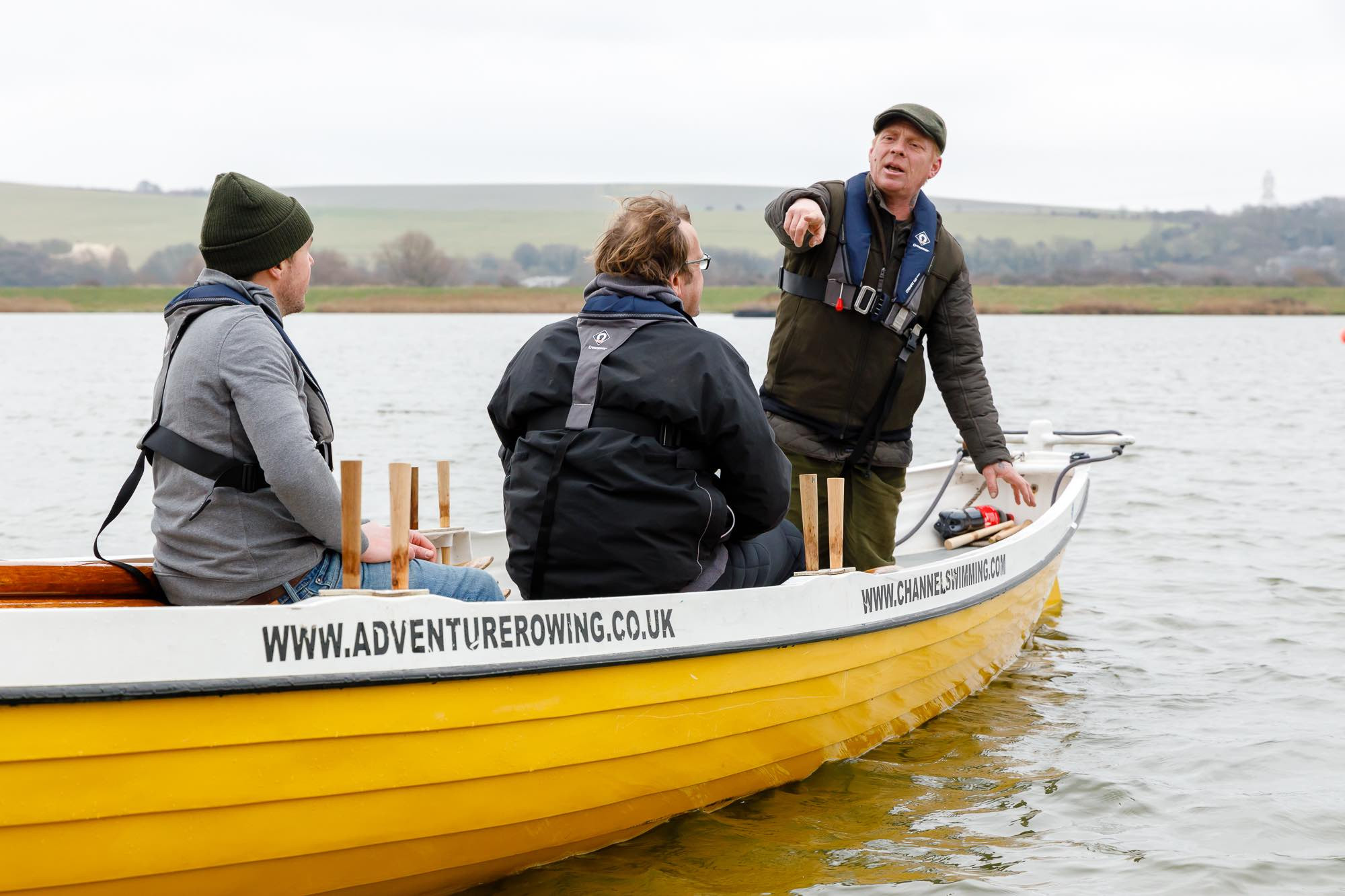 FOR COXES ONLY: Boat Bookings