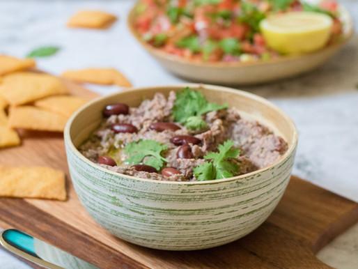 ארוחה מקסיקנית טבעונית!