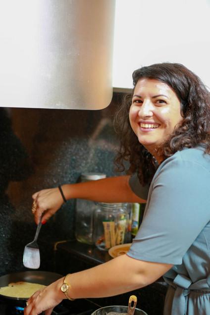 סדנת בישול טבעונית