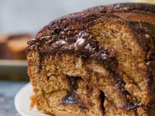 שמרים שוקולד מקמח כוסמין מלא