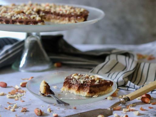 עוגת 3 שכבות טבעונית ללא גלוטן