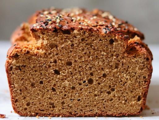 לחם ביתי ללא גלוטן