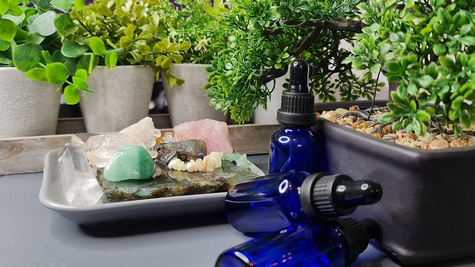 De-Stress Body and Bath Oil