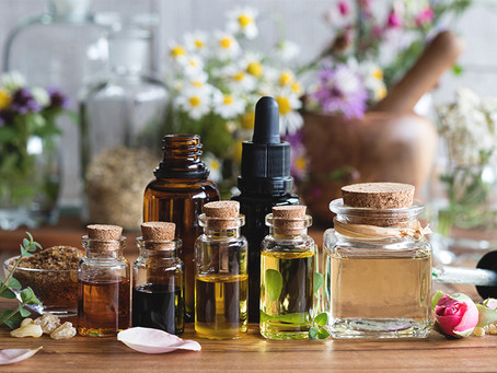 What aromatherapy can do for you.
