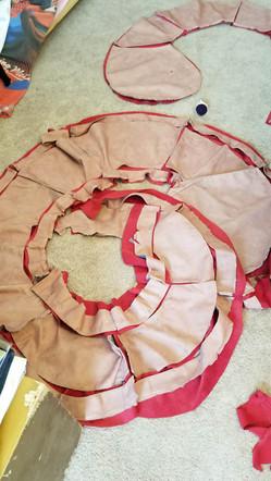 Restart upholstery