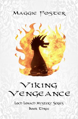 Viking Vengeance: Loch Lonach Mysteries Book Three