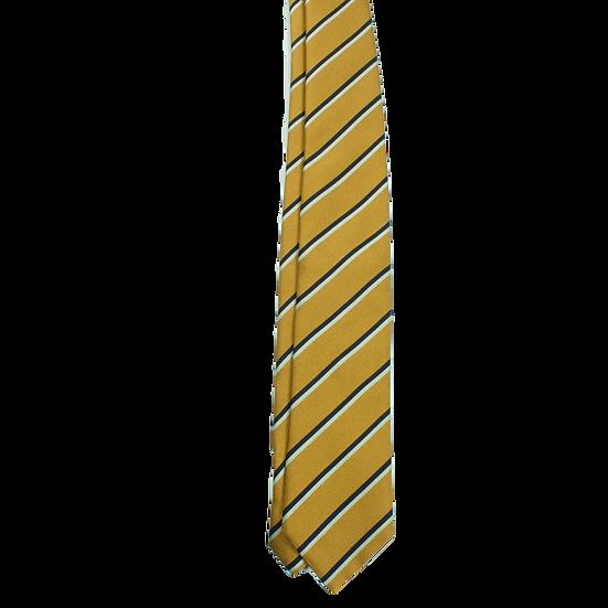 Gold Stripe Tie