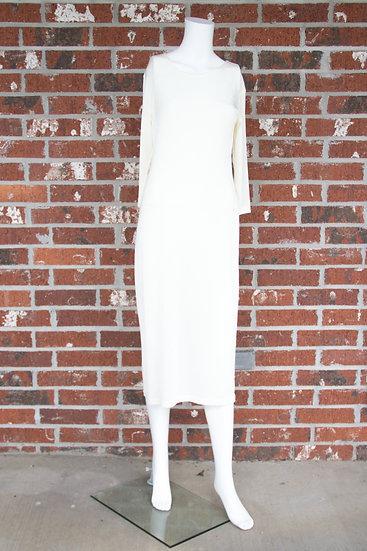 Ivory Fiore Dress