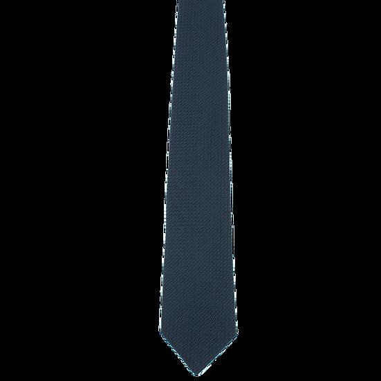 Dark Navy Grossa Grenadine Tie