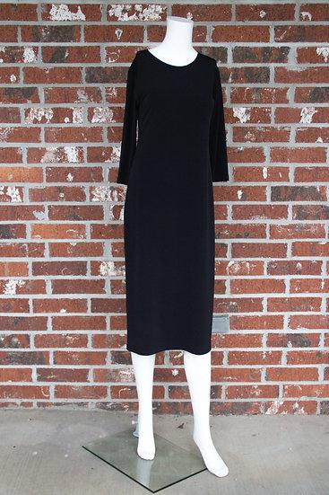 Black ITY Fabric