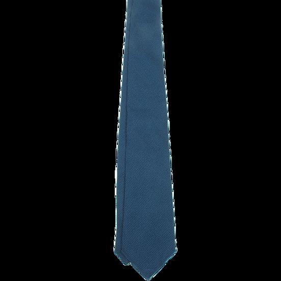 Light Blue Micro Grenadine Tie