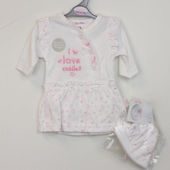 Preemie Girl Onesie Outfit