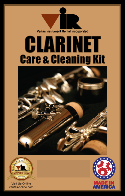 Clarinet Clean & Care Kit