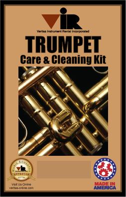 Trumpet Clean & Care Kit