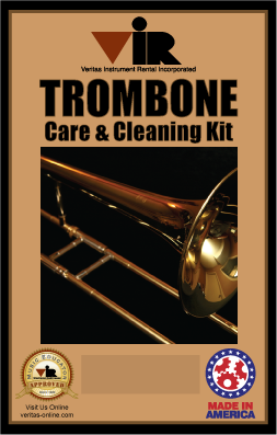 Trombone Clean & Care Kit
